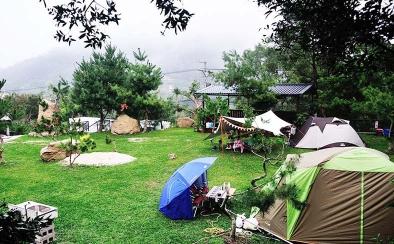西溪娱乐—露营区