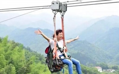 西溪娱乐—高空索道